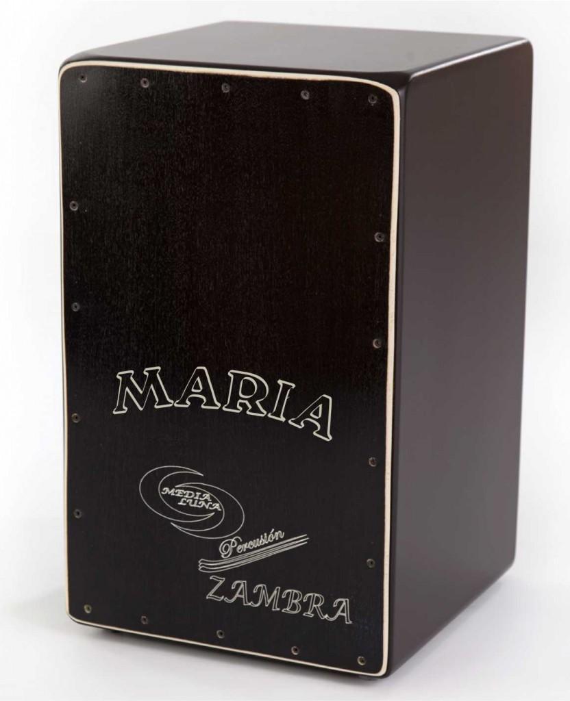 Caja Flamenca Con Nombre zambra