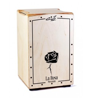 Cajon Flamenco La Rosa Custom 12