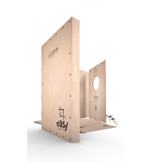 Cajon Flamenco EASY Leiva