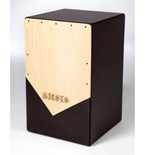 Cajon Flamenco Sicolo SP-1 + Funda: Media Luna Percusion