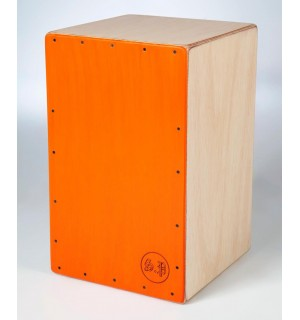 Cajon Flamenco Sicolo Studio + Funda: Media Luna Percusion