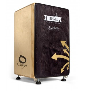 Cajon Flamenco Leiva Omeya Travel