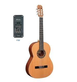 """Guitarra """"ADMIRA"""" Malaga Electrificada"""