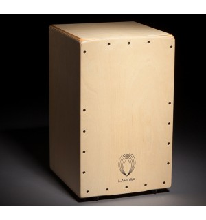 Cajon Flamenco La Rosa Custom